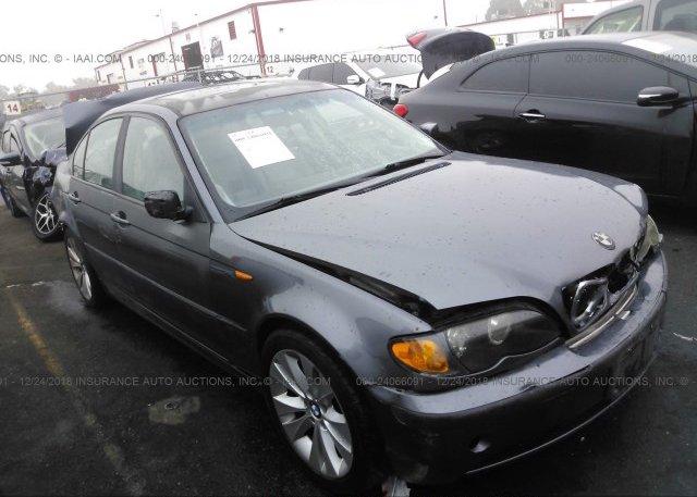 Inventory #285371520 2002 BMW 325