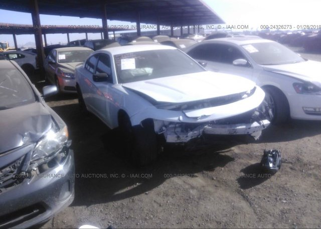 Inventory #855562661 2016 Dodge CHARGER