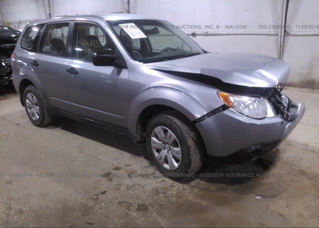Inventory #784854024 2010 Subaru FORESTER