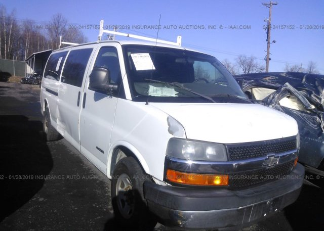 Inventory #931655610 2006 Chevrolet EXPRESS G3500