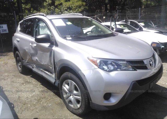 Inventory #603440642 2013 Toyota RAV4