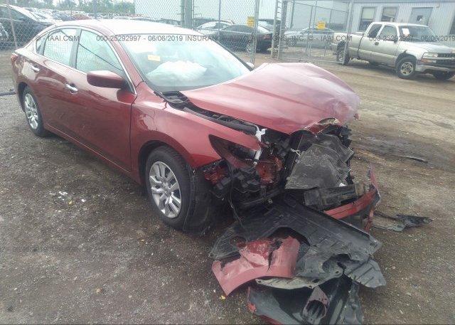 Inventory #768310461 2016 Nissan ALTIMA