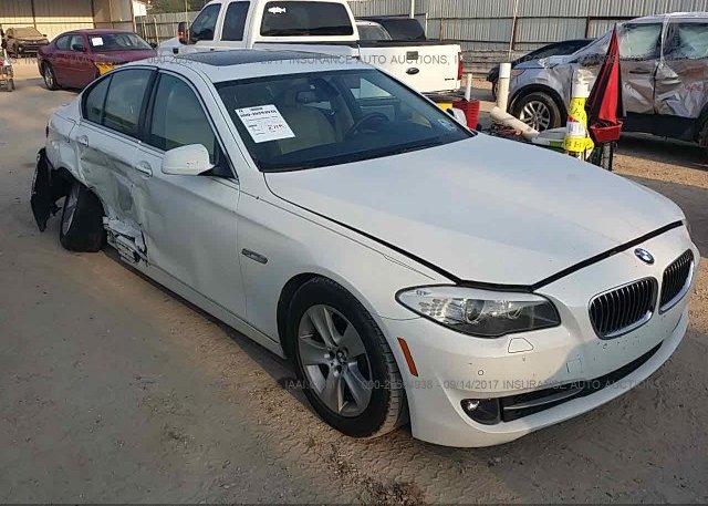 Inventory #321304603 2012 BMW 528