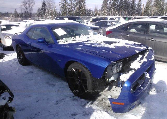 Inventory #369553898 2018 Dodge CHALLENGER