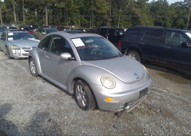 Inventory #784092842 2003 Volkswagen NEW BEETLE