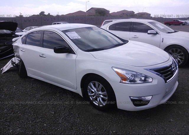 Inventory #202578833 2014 Nissan ALTIMA