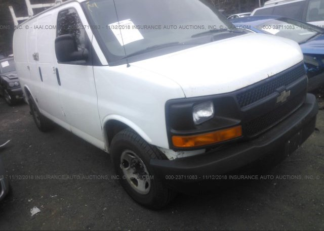Inventory #986032100 2010 Chevrolet EXPRESS G2500