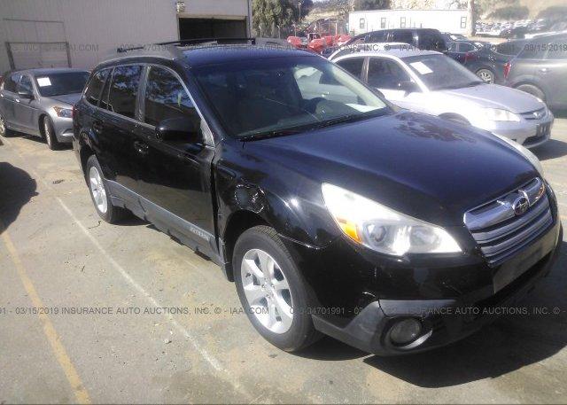 Inventory #235213225 2013 Subaru OUTBACK