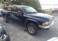 2004 Dodge DAKOTA - 1D7HG42N64S696328 Left View