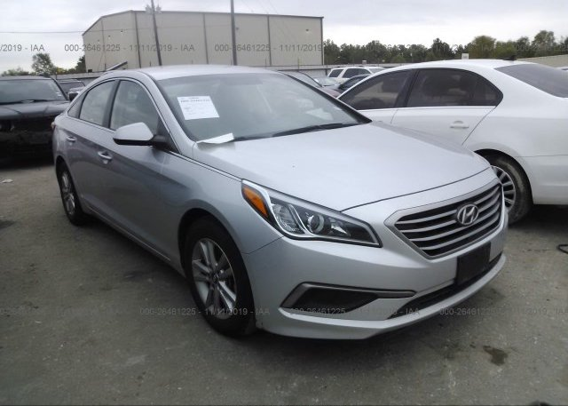 Inventory #962397774 2016 Hyundai SONATA