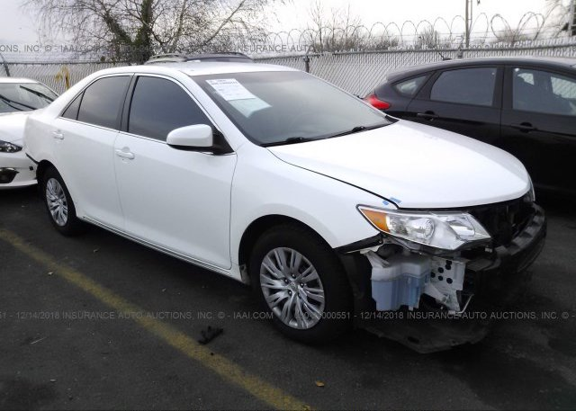 Inventory #449860592 2014 Toyota CAMRY