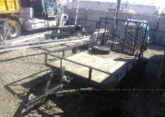 2003 SUPERIOR TRAILER WORKS OTHER - 4M8US08153D004146 Right View