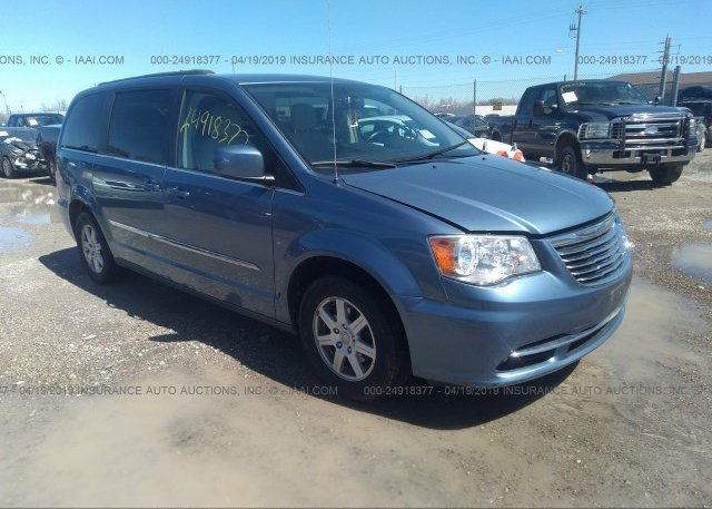 Inventory #711185057 2012 Chrysler TOWN & COUNTRY