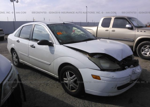 Inventory #370138078 2004 FORD FOCUS