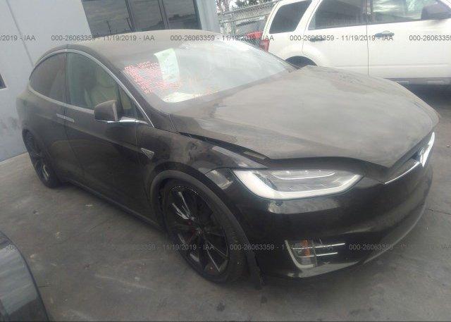Inventory #242242030 2016 Tesla MODEL X