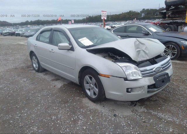 Inventory #593538091 2008 FORD FUSION