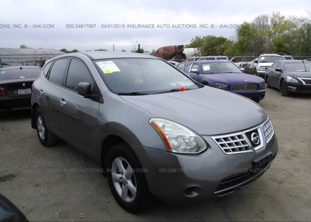 Inventory #569869410 2010 Nissan ROGUE