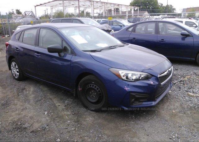 Inventory #227830462 2017 Subaru IMPREZA