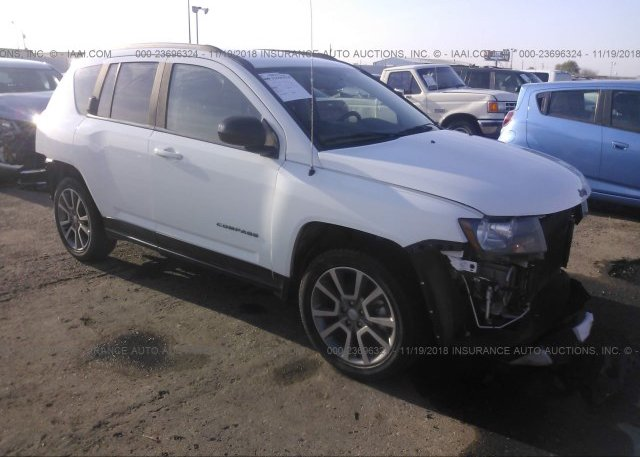 Inventory #237513041 2016 JEEP COMPASS
