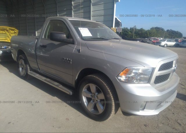 Inventory #289248882 2014 RAM 1500