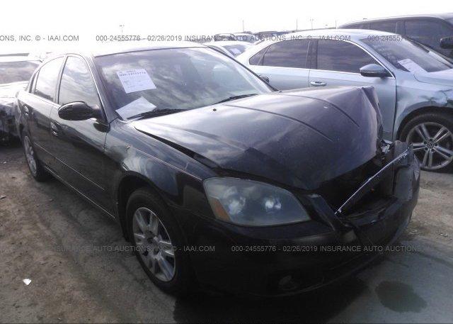 Inventory #536001149 2006 Nissan ALTIMA