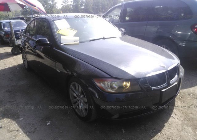 Inventory #775210215 2006 BMW 325