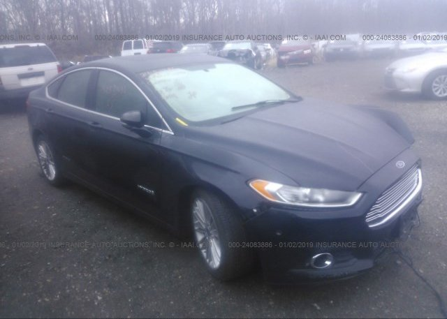 3fa6p0lu4er256790 Salvage Greater Than 75 Black Ford Fusion At