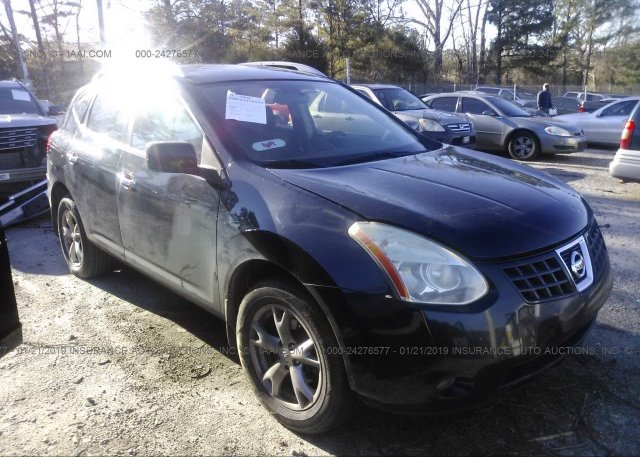 Inventory #626244975 2010 Nissan ROGUE