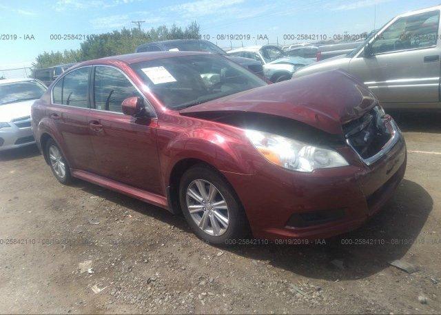 Inventory #149447922 2011 Subaru LEGACY