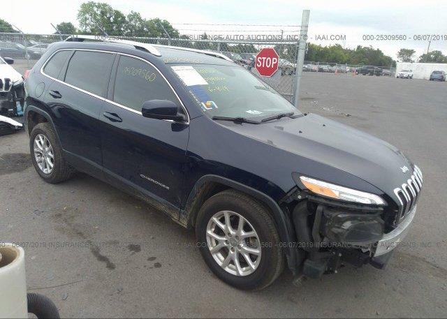 Inventory #450489981 2016 JEEP CHEROKEE