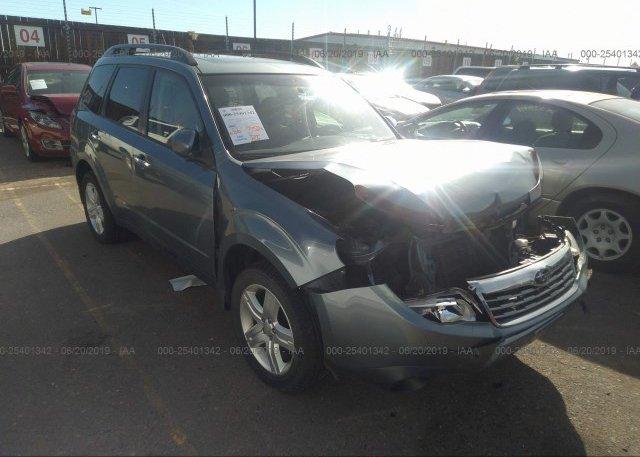 Inventory #801168974 2010 Subaru FORESTER