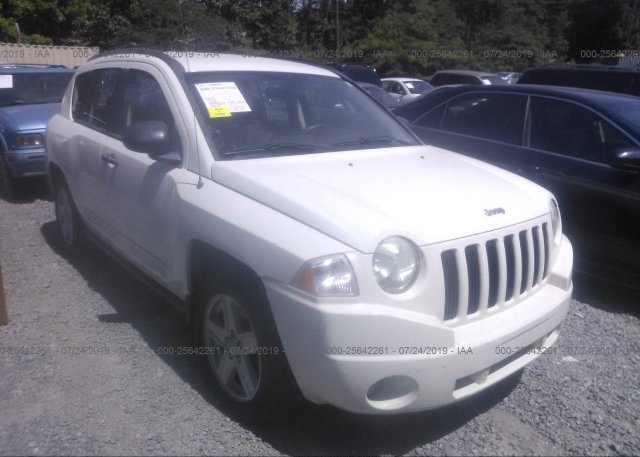 Inventory #826959482 2009 JEEP COMPASS