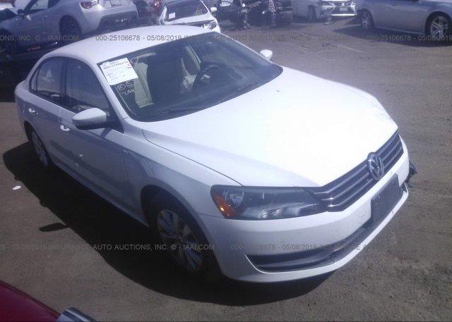 Inventory #504743179 2014 Volkswagen PASSAT