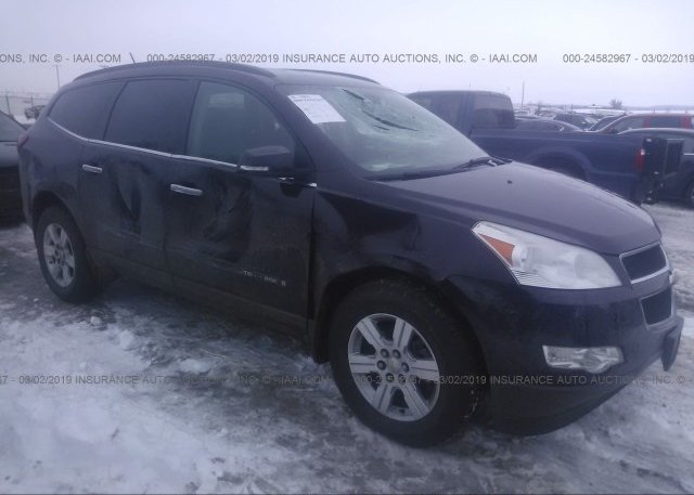 Inventory #376167718 2009 Chevrolet TRAVERSE