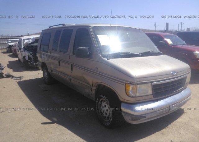 Inventory #151721816 1992 Ford ECONOLINE