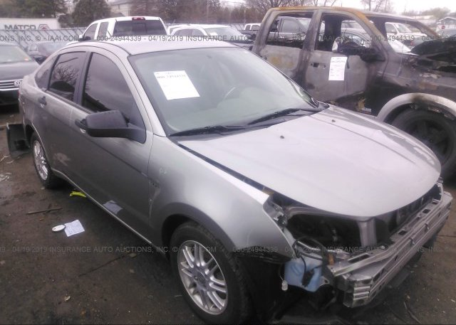 Inventory #156786447 2008 FORD FOCUS