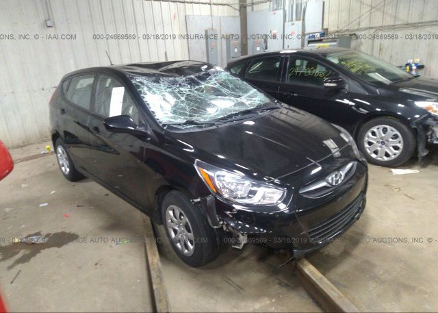 Inventory #642865307 2014 Hyundai ACCENT