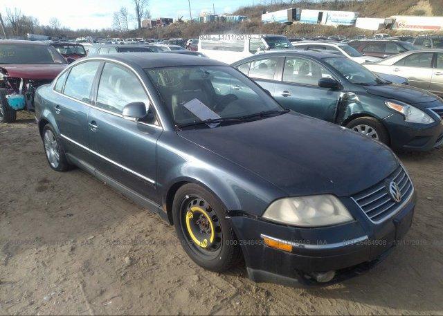 Inventory #977090458 2005 Volkswagen PASSAT