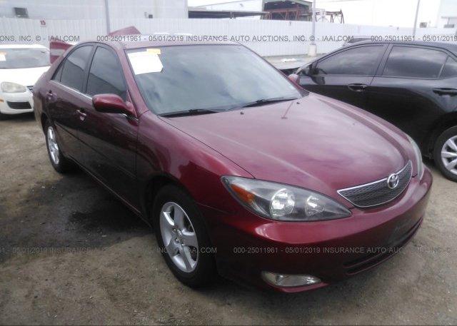 Inventory #489095185 2004 Toyota CAMRY