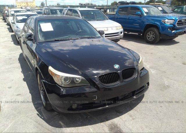 Inventory #673498450 2004 BMW 545