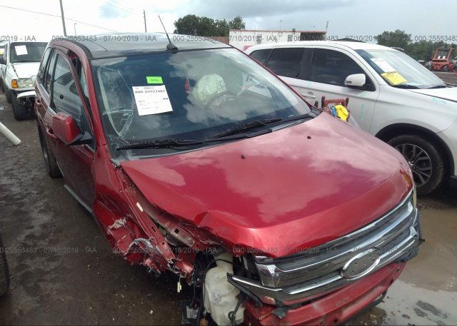 Inventory #630406178 2011 FORD EDGE