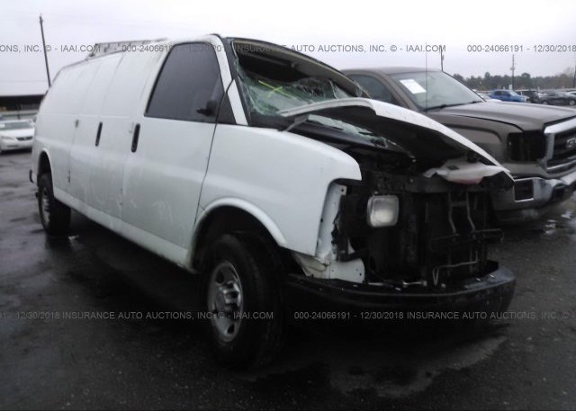 Inventory #255700096 2012 Chevrolet EXPRESS G2500