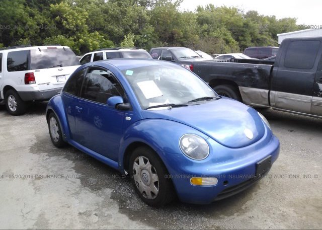 Inventory #783651859 2003 Volkswagen NEW BEETLE