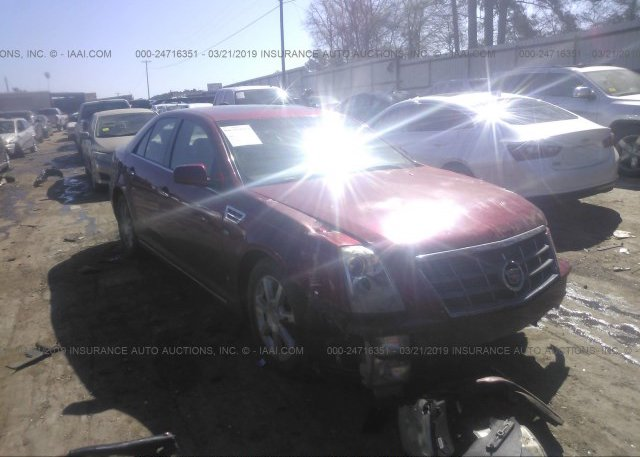 Inventory #528740008 2008 Cadillac STS