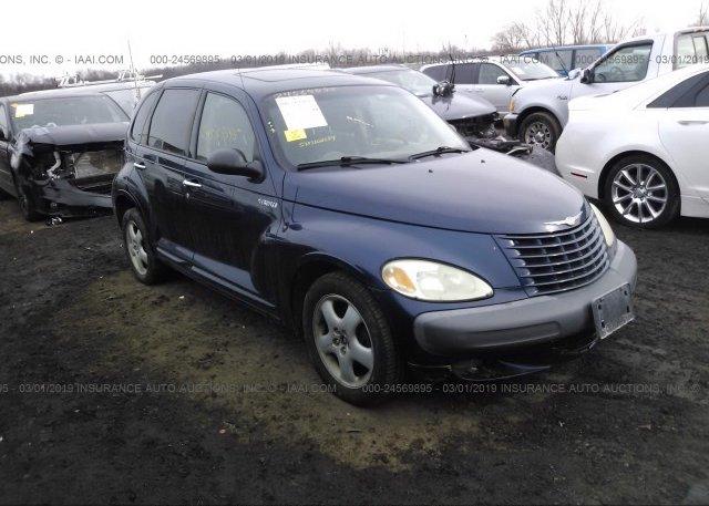 Inventory #569547985 2001 Chrysler PT CRUISER
