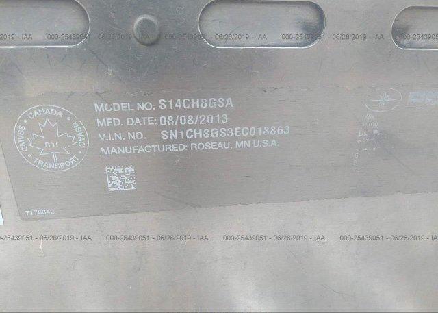 2014 POLARIS 795CC - SN1CH8GS3EC018863