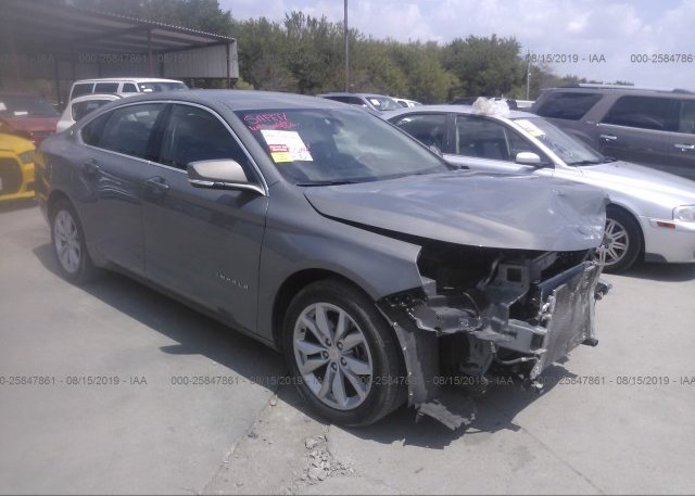 Inventory #197853645 2017 Chevrolet IMPALA