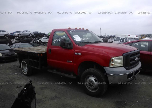 Inventory #576902136 2006 FORD F350