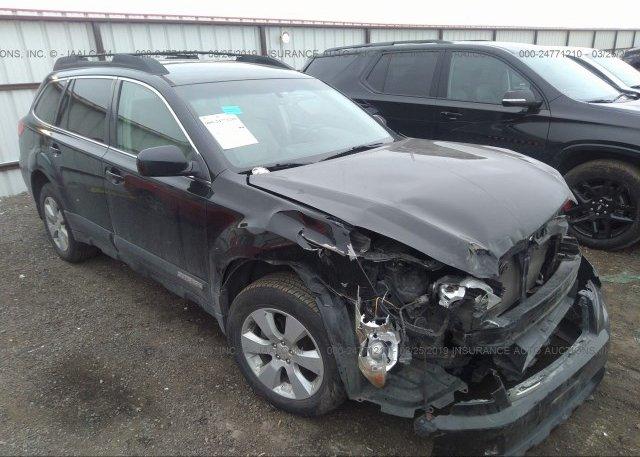 Inventory #171242801 2011 Subaru OUTBACK