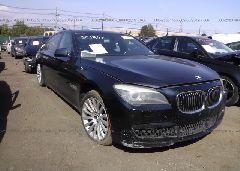 2011 BMW 750